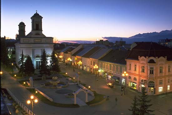 Словакия Poprad 3*