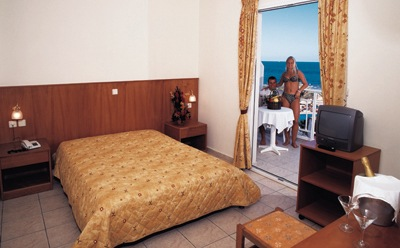 Греция Eri Beach Aparthotel 4*