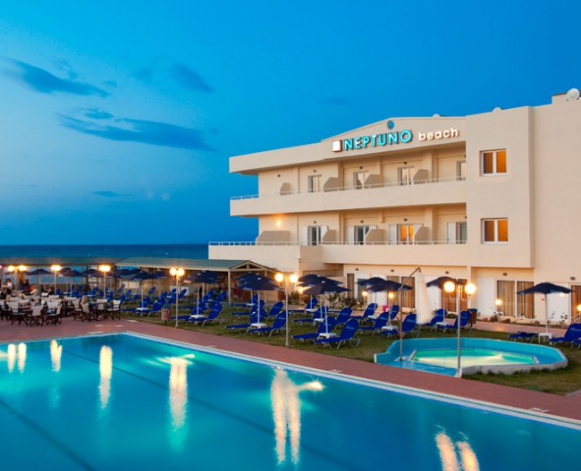 Греция Mareblue Neptuno Beach Resort 4*