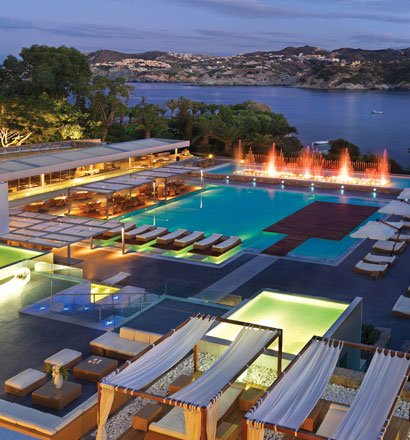Греция Capsis  All Suite Hotel 5*