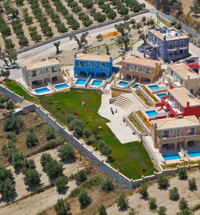 Греция Carme Villas 5*