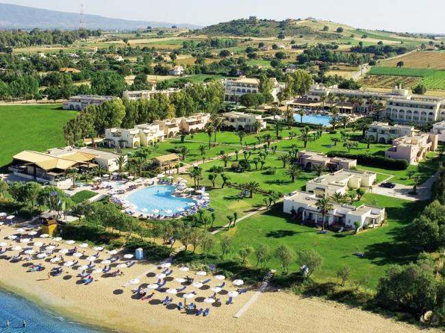 Греция Grecotel Lacopetra Beach 4*