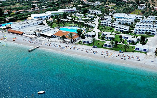Греция Kinetta Beach 4*