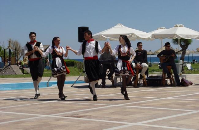 Греция Apollo beach  4* фото №4