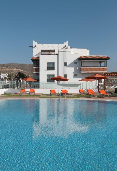 Марокко ATLAS MARINA BEACH SUITES & SPA 5* фото №2
