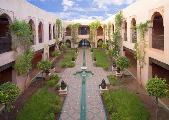 Марокко RIU GRAND PALACE TIKIDA GOLF 5*