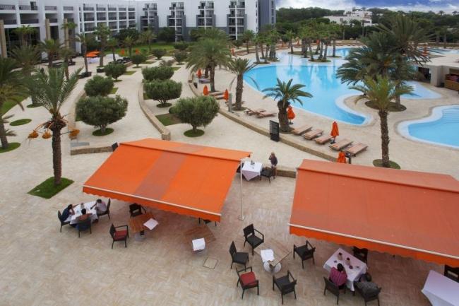 Марокко ROYAL ATLAS HOTEL & SPA 5* фото №4
