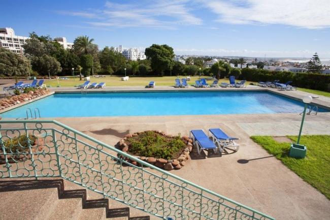 Марокко GOLDEN TULIP ANEZI AGADIR 4* фото №2