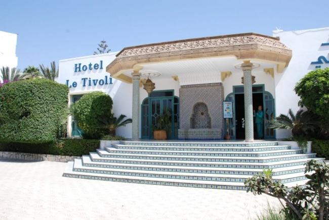 Марокко HOTEL BLUE SEA LE TIVOLI 4*