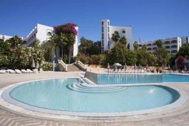 Марокко HOTEL BLUE SEA LE TIVOLI 4* фото №2