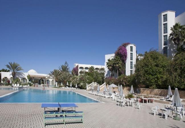 Марокко HOTEL BLUE SEA LE TIVOLI 4* фото №3