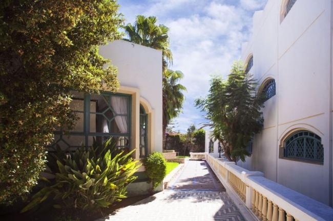 Марокко HOTEL BLUE SEA LE TIVOLI 4* фото №4