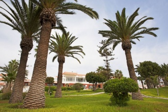 HOTEL CLUB AL MOGGAR GARDEN BEACH 4*