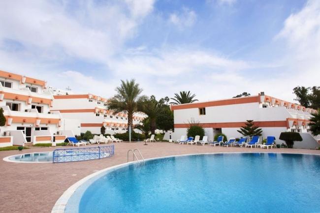 Марокко HOTEL CLUB AL MOGGAR GARDEN BEACH 4*