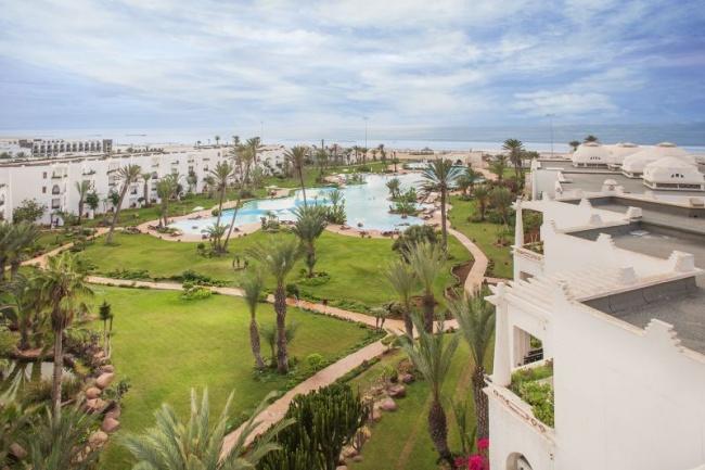 Марокко HOTEL PALAIS DES ROSES 4*