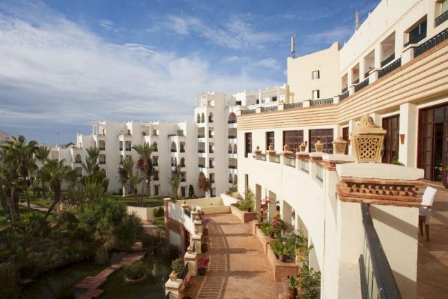 Марокко HOTEL PALAIS DES ROSES 4* фото №1