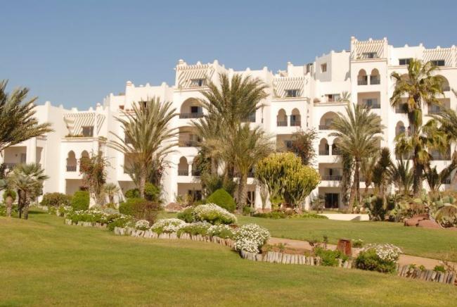 Марокко HOTEL PALAIS DES ROSES 4* фото №2