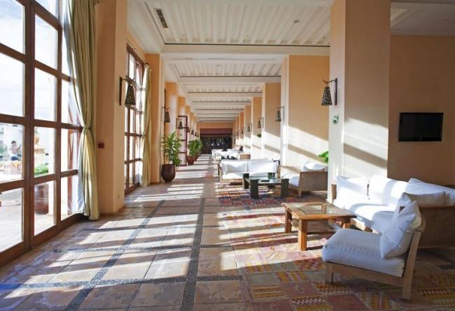 Марокко HOTEL PALAIS DES ROSES 4* фото №3