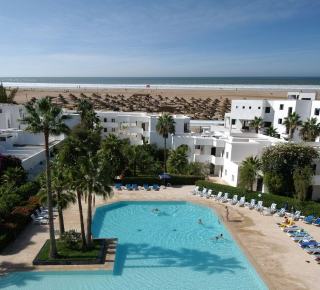 Марокко HOTEL ROYAL DECAMERON TAFOUKT 4*