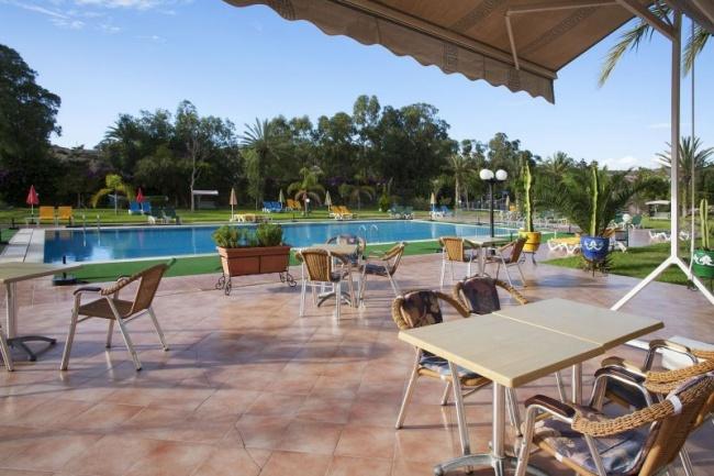 Марокко HOTEL TILDI AGADIR 4* фото №1