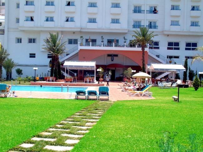 Марокко HOTEL TILDI AGADIR 4* фото №4