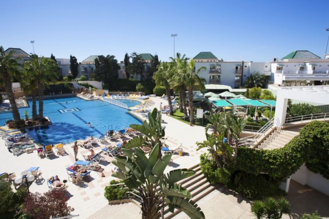 Марокко LTI AGADIR BEACH CLUB 4*