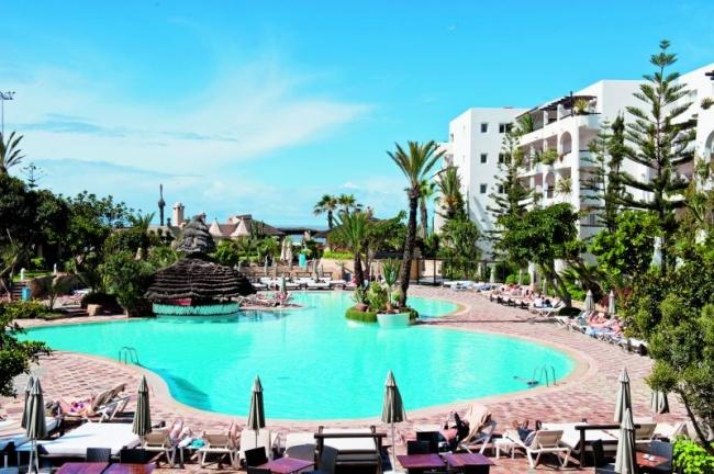 Марокко RIU TIKIDA BEACH 4*