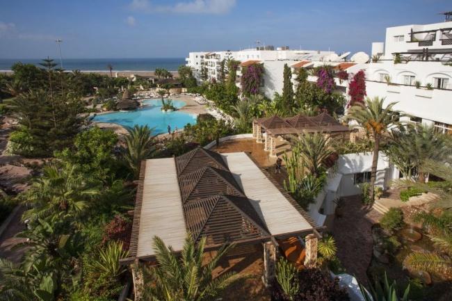 Марокко RIU TIKIDA BEACH 4* фото №1