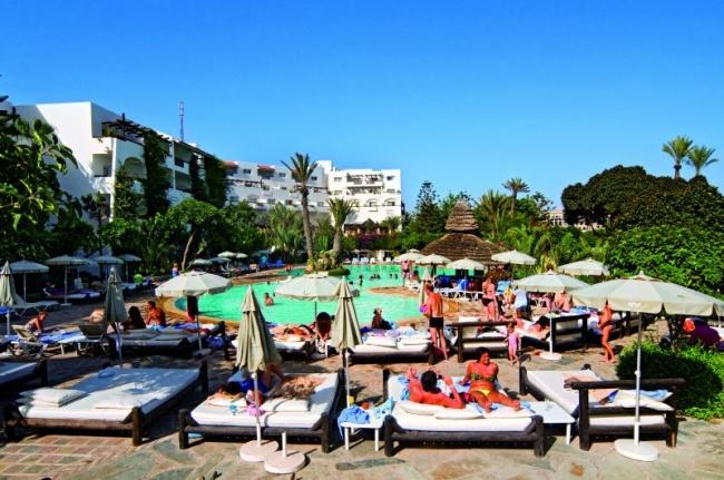 Марокко RIU TIKIDA BEACH 4* фото №4