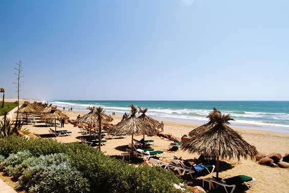 Марокко RIU TIKIDA DUNAS 4*