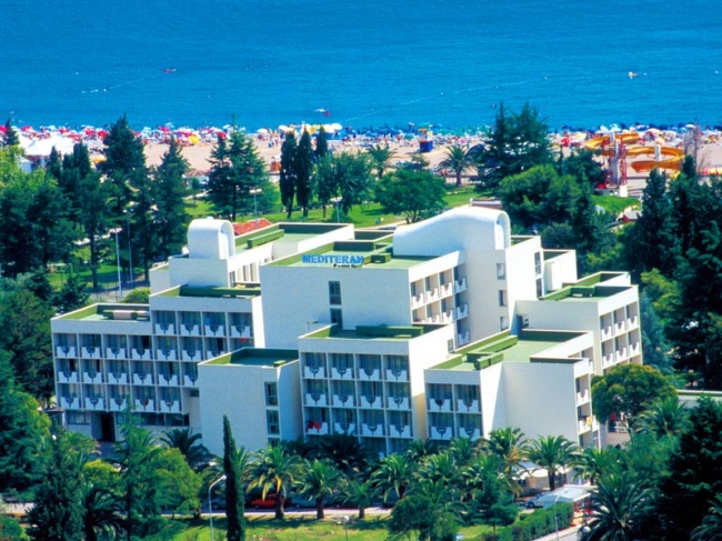 Черногория MEDITERAN BECICI HOTEL 4*