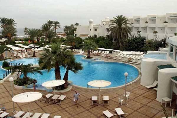Тунис El Mouradi Skanes 4*