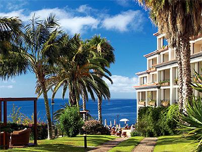 Португалия Cliff Bay 5* фото №4