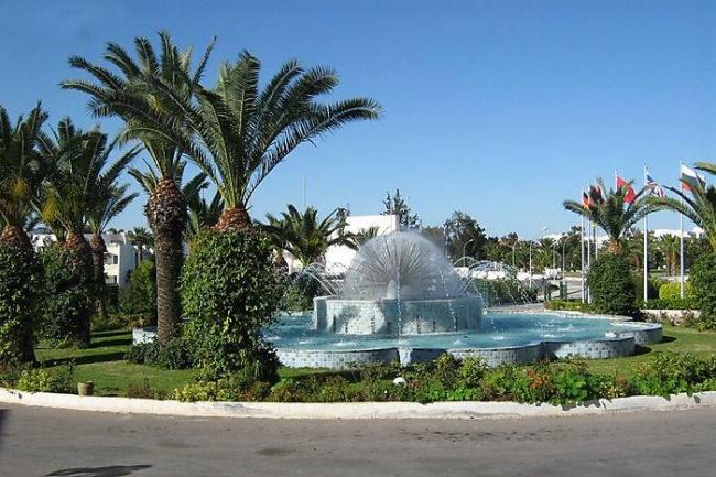 Тунис Hasdrubal Port El Kantaoui 4*+