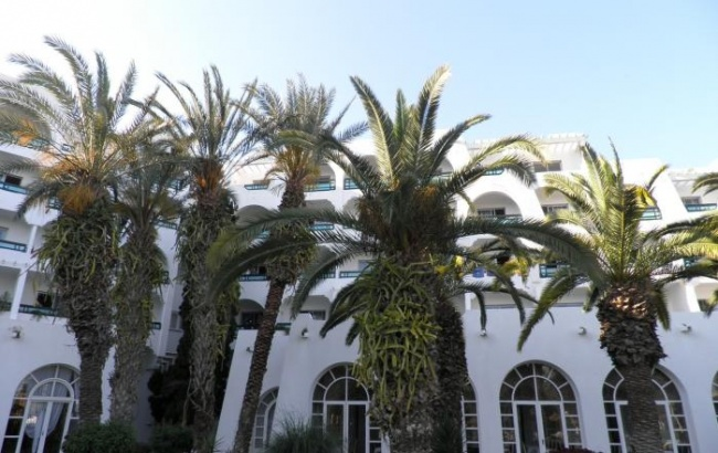 Тунис Marhaba Beach 4*