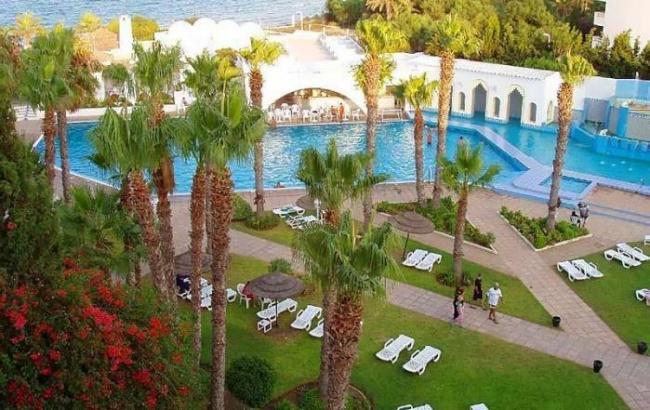 Тунис Orient Palace 4*+