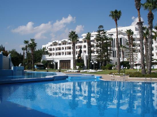 Тунис Orient Palace 4*+ фото №4