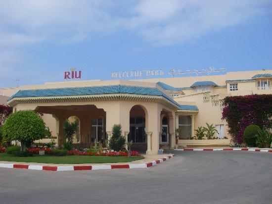 Тунис Riu Bellevue Park 4*