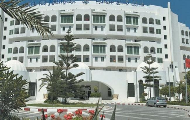 Тунис Tej Marhaba 4*