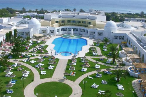 Тунис Tej Marhaba 4* фото №1
