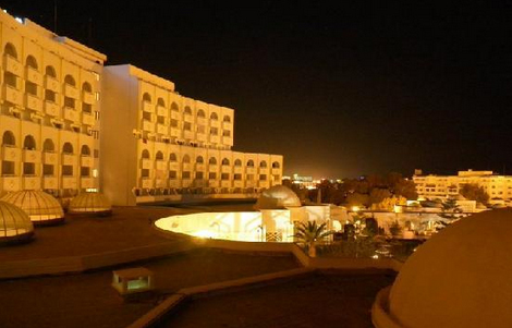 Тунис Tej Marhaba 4* фото №2
