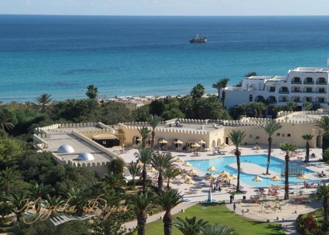 Тунис Tour Khalef 4* фото №3