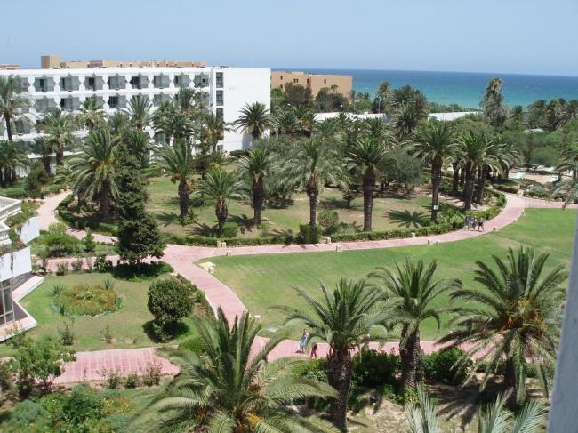 Тунис Tour Khalef 4* фото №4