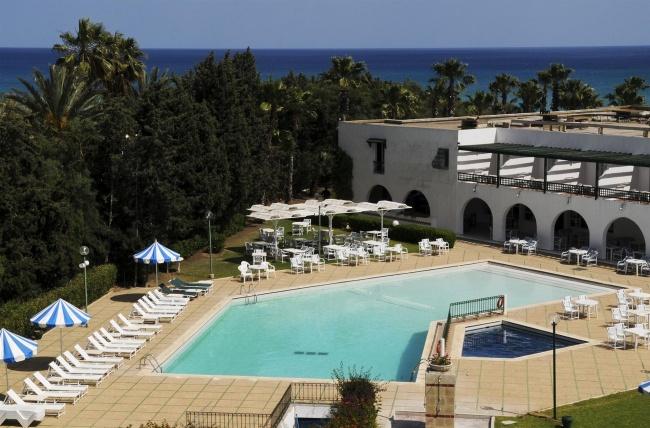 Тунис El Mouradi Beach 4* фото №3