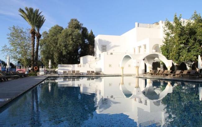 Тунис Les Orangers 4*