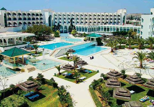 Тунис Nahrawess 4*