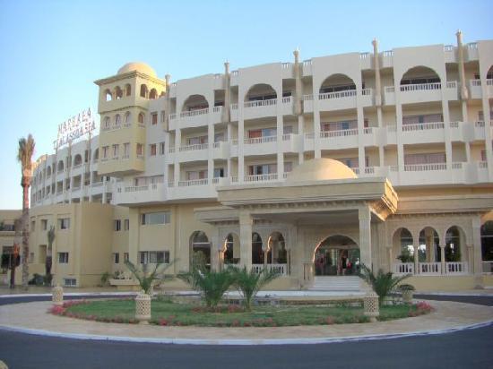 Тунис Riu Palace Hammamet Marhaba 5*