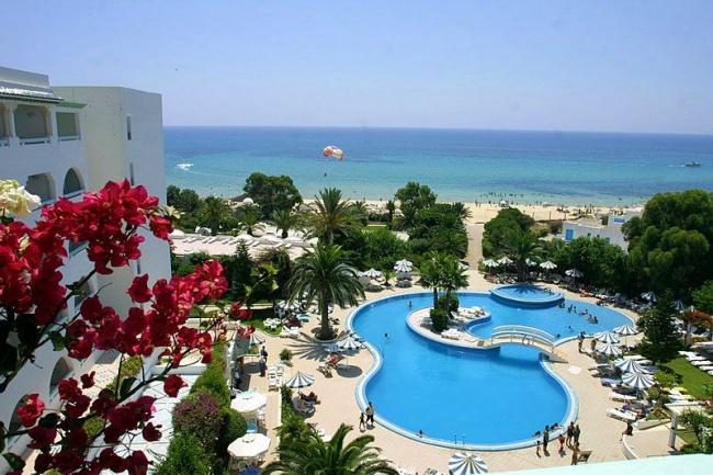 Тунис Sol Azur 4*