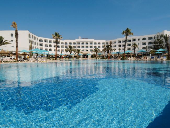 Тунис Vincci Nozha Beach 4* фото №2