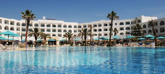 Тунис Vincci Nozha Beach 4*